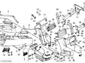 Wiring Diagram For 1987 Honda Goldwing Honda Goldwing