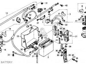 1984 Gl1200 Interstate Wiring Diagram  ImageResizerToolCom