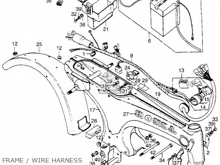 Diagram Honda Nsx Wiring Harness File Jj34434