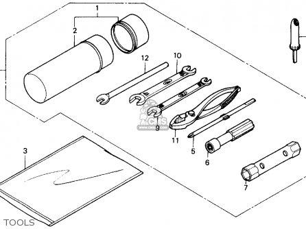 Moen S6711 Diagram