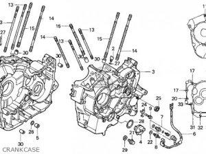 Honda Vt1100c Shadow 1100 1995 Usa Clutch Vt1100c | Car Interior Design