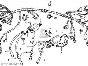 Honda Vt600c Shadow Vlx 1992 Usa parts list partsmanual partsfiche