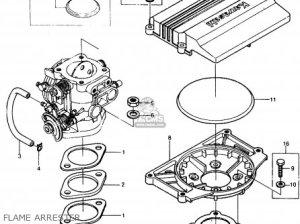 Kawasaki Js550 Carburetor  Wiring Diagram And Fuse Box