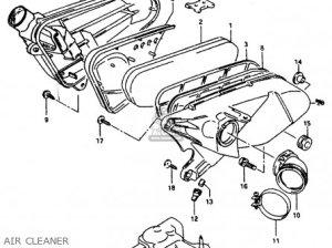 Suzuki Ap50 1996 (t) parts list partsmanual partsfiche