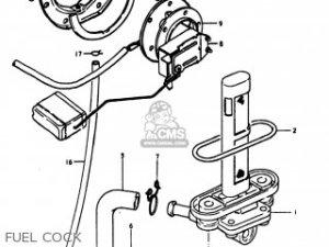 Suzuki Gs1000s 1980 (t) Usa (e03) parts list partsmanual partsfiche