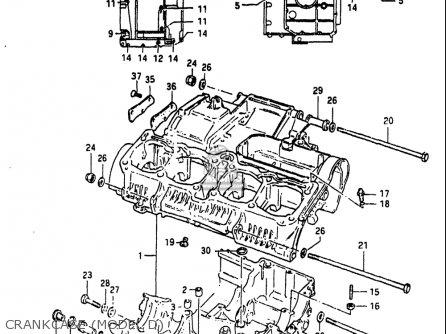 1980 Suzuki Gs250 Wiring Diagram 1980 Suzuki GT750 Wiring
