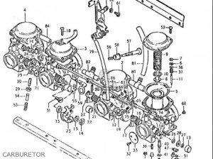 Suzuki Gs850 G 1980 1981 Usa Rear Caripers   Car Interior