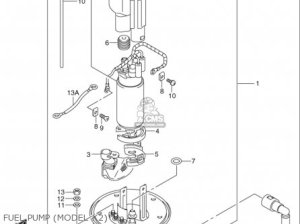 Suzuki Gsxr1000 20012002 (usa) parts list partsmanual