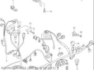 2006 Hayabusa Wiring Diagram  Somurich