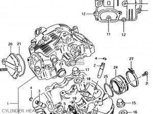 Suzuki TU250X 1997 (V) (E02 E04 E17 E24 E25 E34 E39) parts