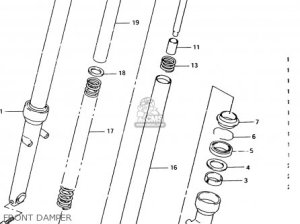 Suzuki Tu250x 1998 (w) (e02 E04 E17 E24 E25 E34 E39) parts