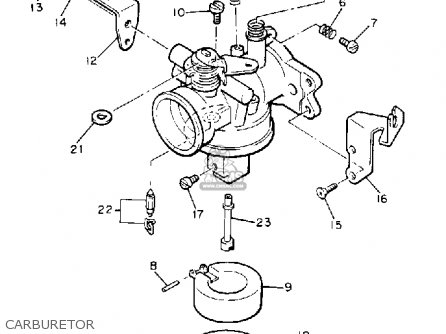 Yamaha G2 Ad Parts Lists And Schematics