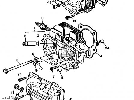 Diagram Yamaha 50cc Scooter Carburetor File Vj83684