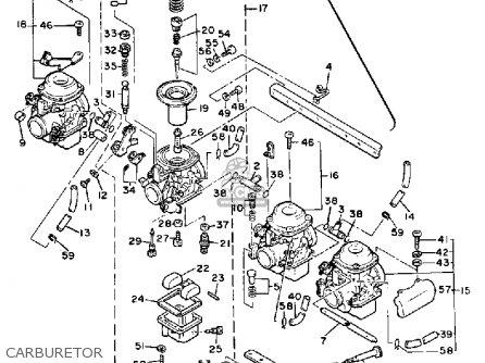 Diagram 1982 Xj550 Wiring Diagram