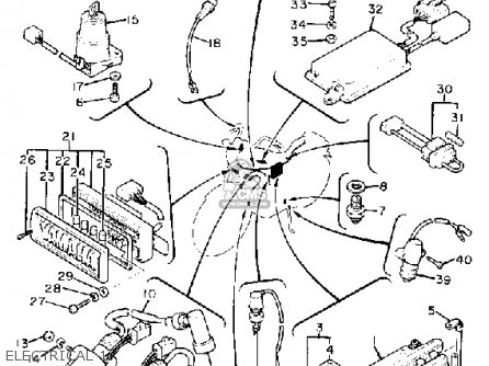 1982 Yamaha Virago 920 Wiring Diagram On 94 Gsxr 750 Wiring Diagram