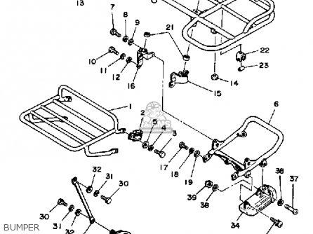 Yamaha Ytm200ek Parts List Partsmanual Partsfiche