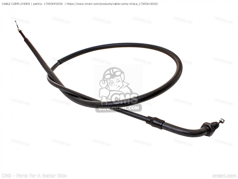 Cable Comp Choke For Cmx250c Rebel F Usa