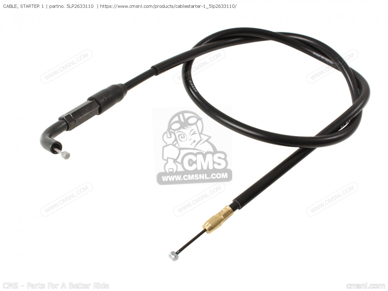 5lp Cable Starter 1 Yamaha