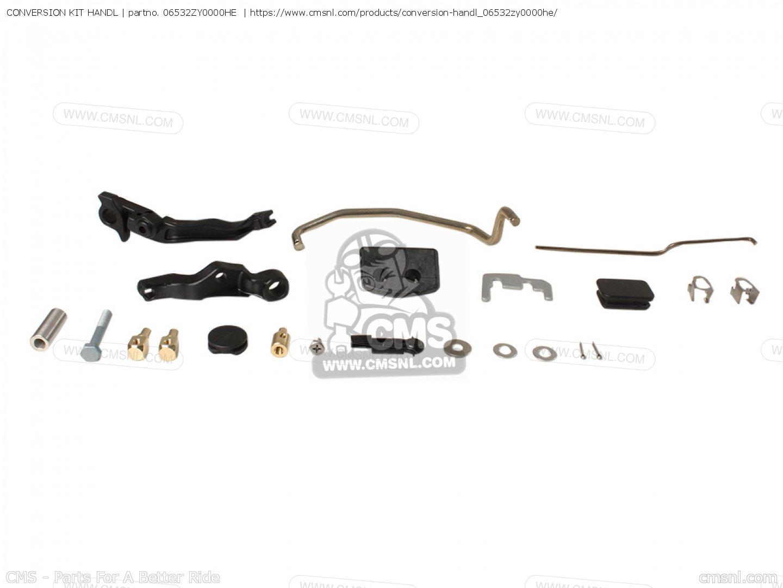 Zy He Conversion Kit Handl Honda