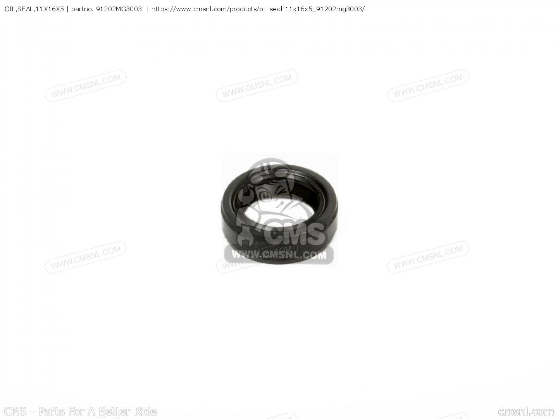 Oil Seal 11x16x5 For Xr250r E Australia