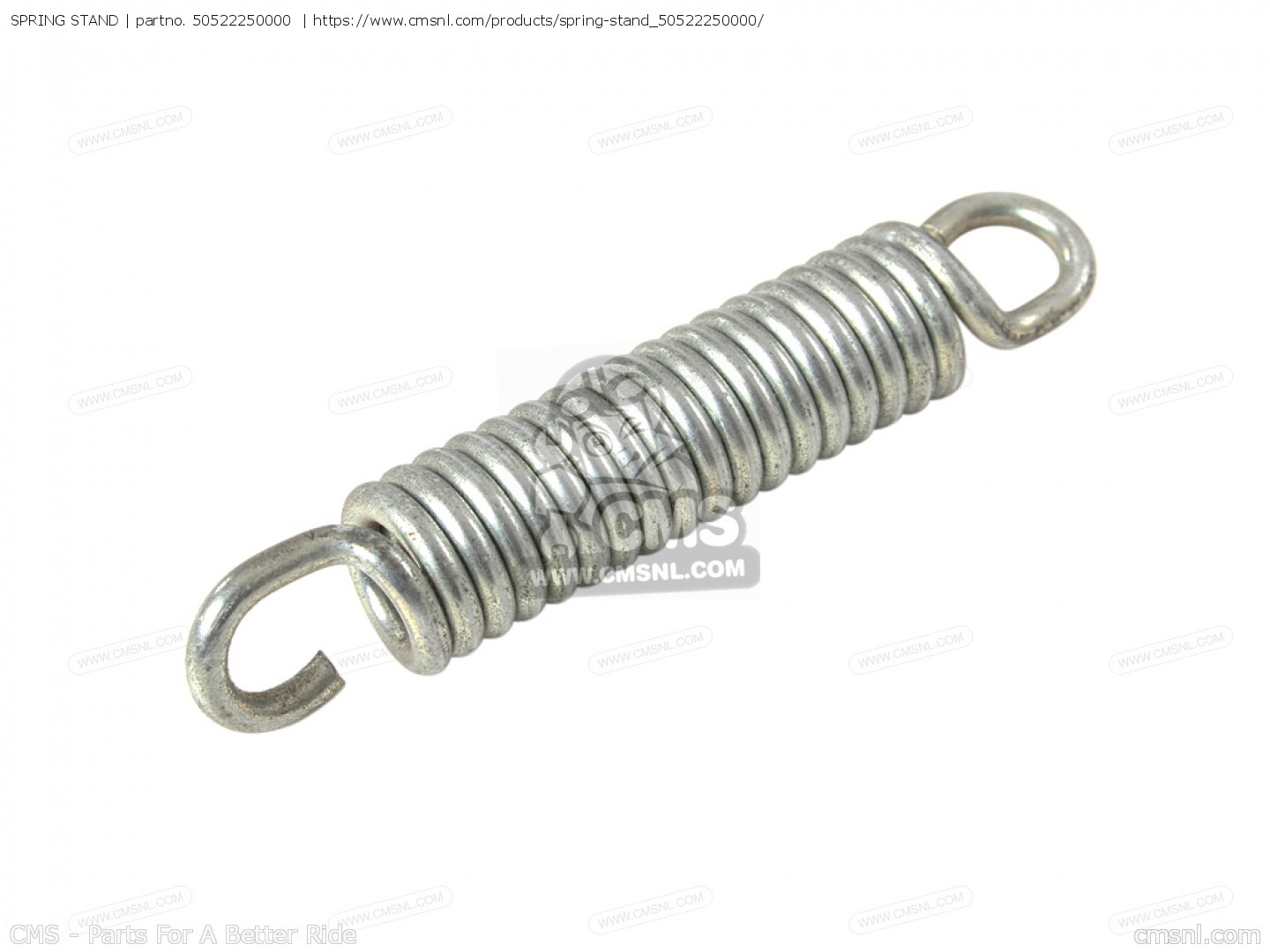 Spring Stand For Cl77 Scrambler Usa 305