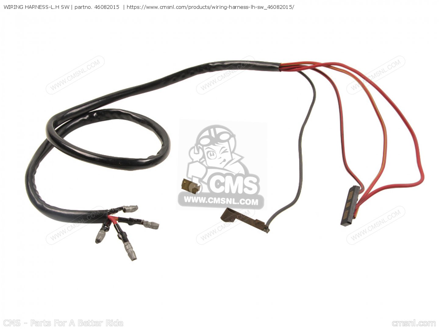Wiring Harness L H Sw For G3tr Bushmaster Usa