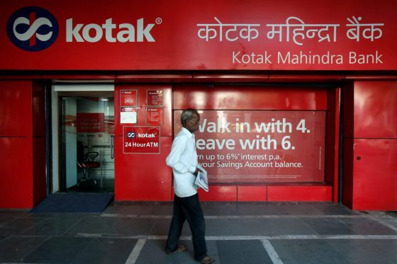 Kotak Mahindra Bank |  The RBI has also restricted the bank from paying dividends on PNCPS.