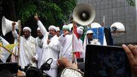 Rizieq Shihab Kembali 'Kobarkan' Perlawanan dari Arab Saudi