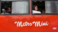 Organda DKI: Jika Tak Mau Berubah, Selamat Tinggal Metromini