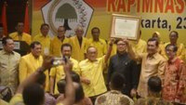 Rapat SC Golkar Sepakati Bentuk Delapan Komite Munaslub