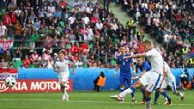 Kroasia Ditahan Imbang Ceko 2-2