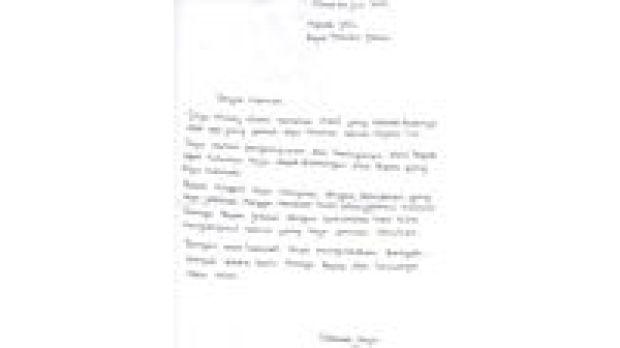 Terpidana Mati Merry Utami Tulis Surat ke Jokowi