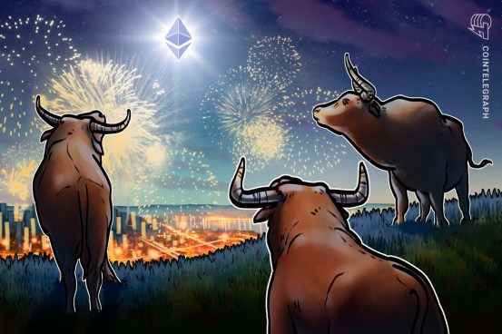 The price of ether takes Bitcoin – What is behind the sharp rise in demand?