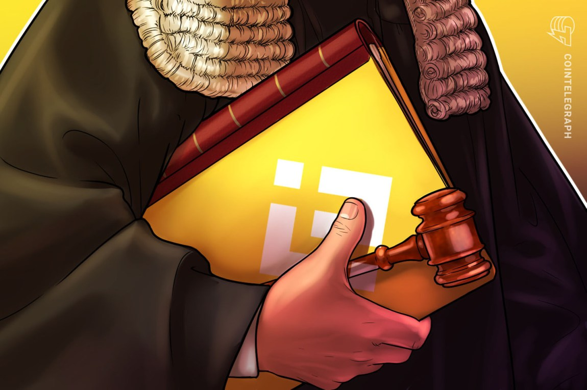 Binance sued for allegedly facilitating money laundering with 'lax KYC'
