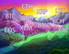 Price Analysis Jan 03: BTC, ETH, XRP, BCH, LTC, EOS, BNB, BSV, XTZ, XLM