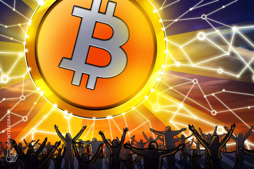 Bitcoin analyst sees 'perfect backdrop' for 0K this bull cycle, M by 2035