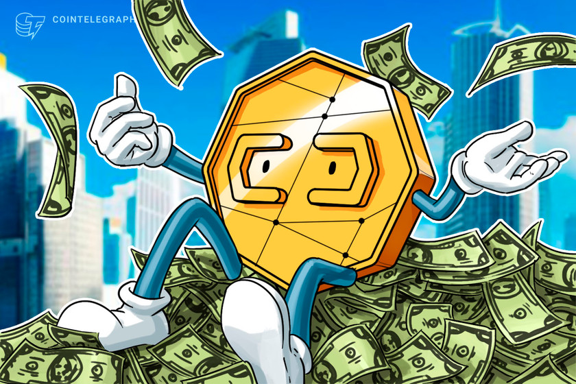 Aave hits record 8 high as demand for flash loans and staking increases