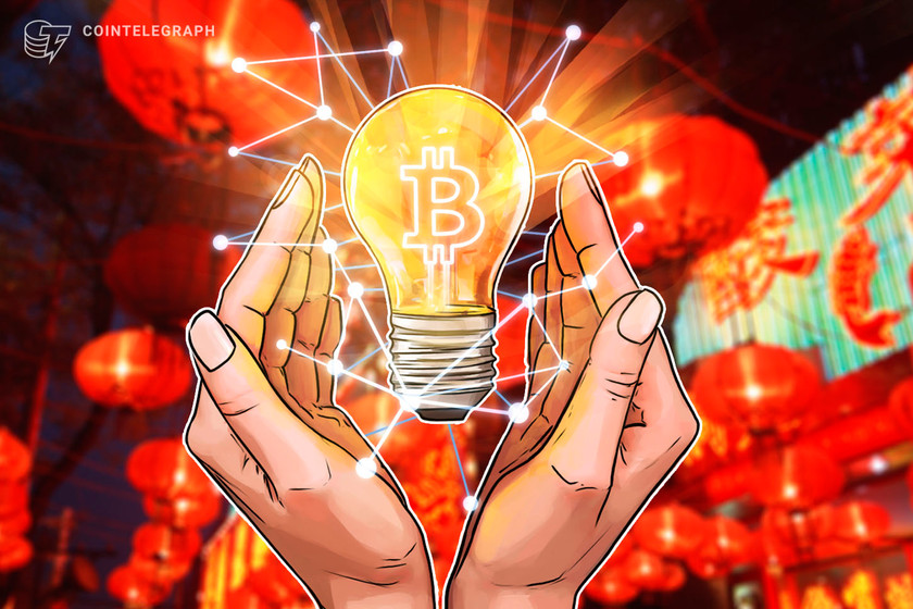 Did a massive Chinese power outage cause Bitcoin's crash down to k?