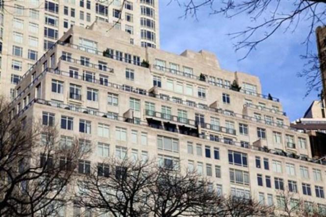 88 Million Central Park West Apartment