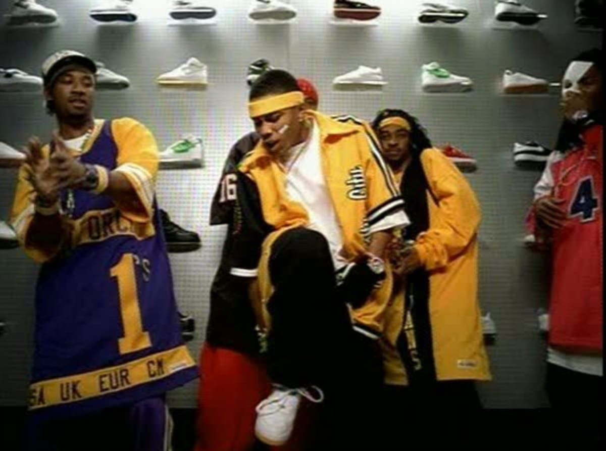 Shoes Ones And Nelly Force Air