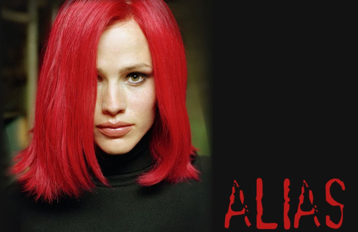 Alias Wigs From Every Episode Complex