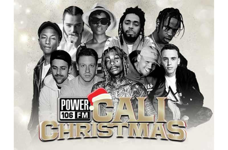 stream power 106 s cali christmas with performances from travi