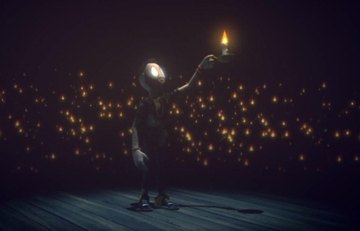 Watch Jon Bellions Animated Short Film Luxury Complex