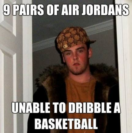 Image result for jordans meme