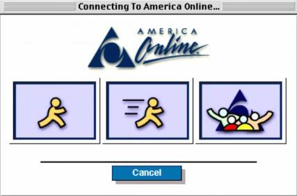 Image result for aol dial up