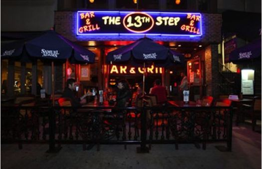 Image result for thirteenth step nyc