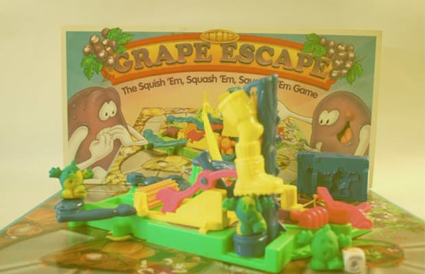20 Great  90s Board Games You  Probably  Don t Remember   Complex Before video games and computers and smart phones swallowed childhood  whole  kids played board games  And since it was the free wheeling  90s