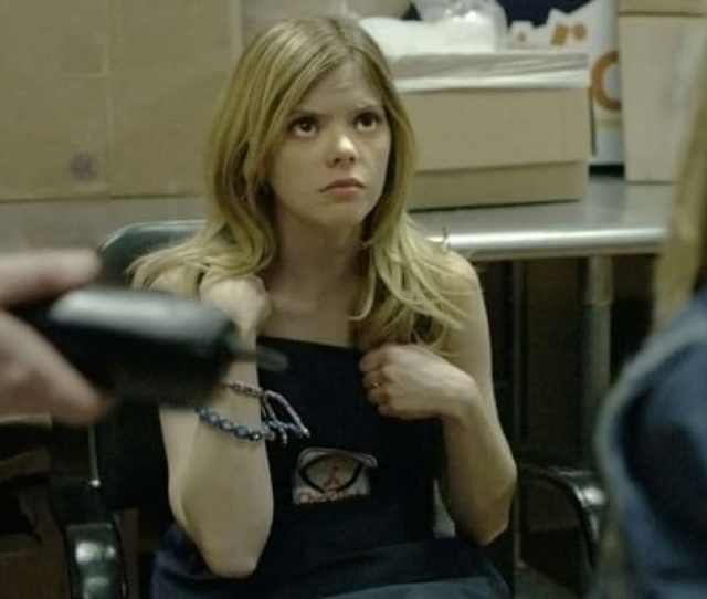 Dreama Walkers Humiliation In Compliance