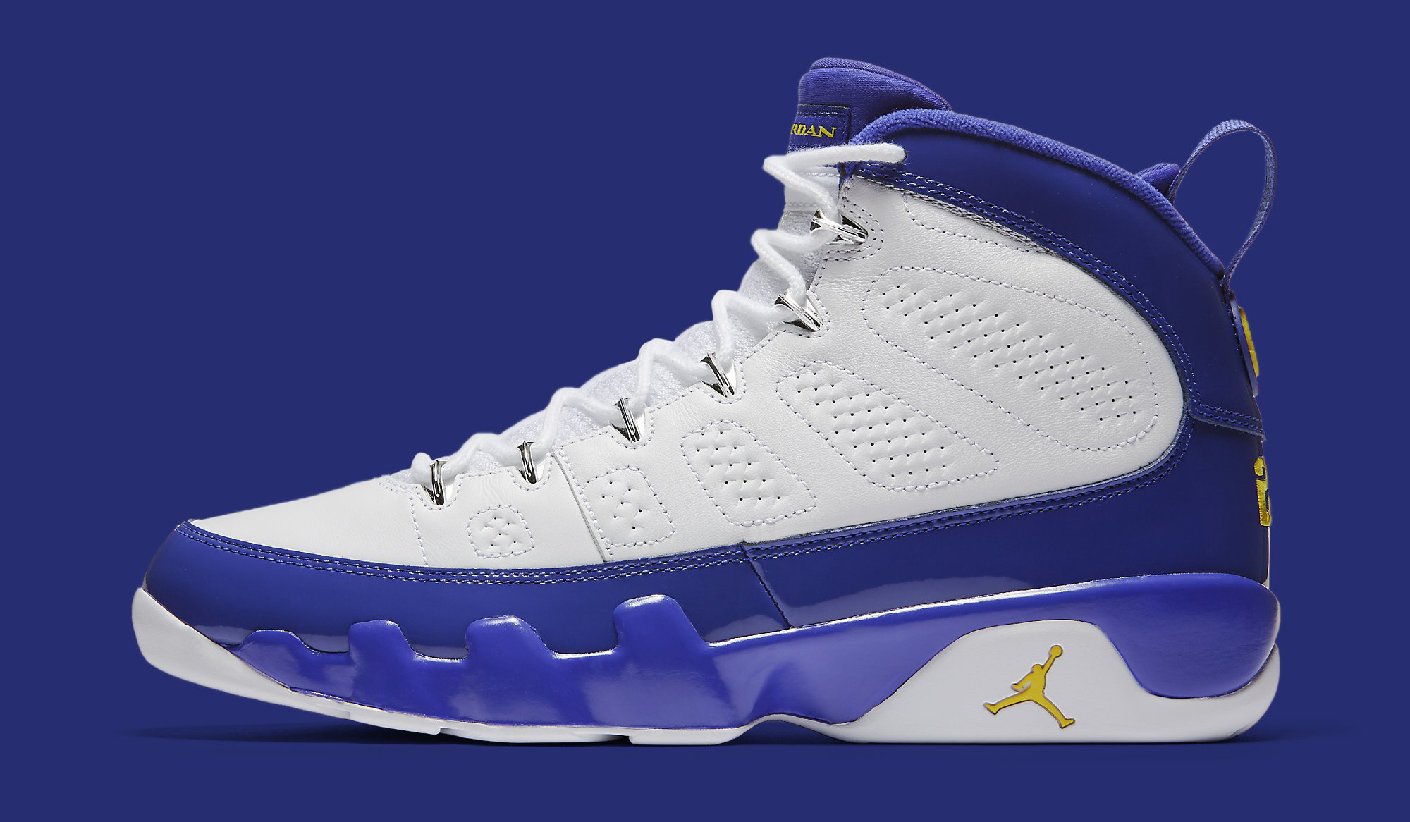 Kobe Air Jordan 9 302370-121 Profile