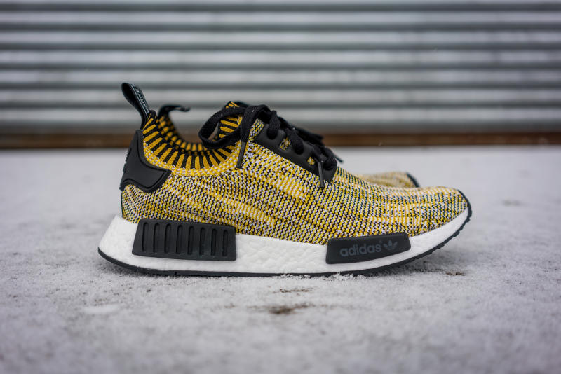 4f5631842fc60 ... spain the adidas nmd runner pk r1 yellow drops this saturday february  20 for 170 at